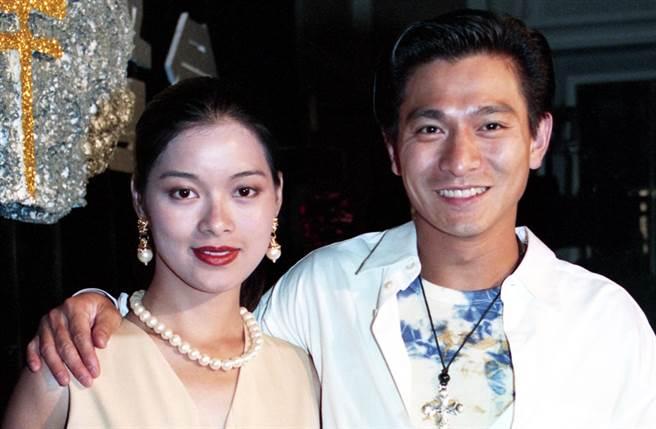 劉錦玲曾和劉德華合作電影《天長地久》。(圖/本報系資料照)