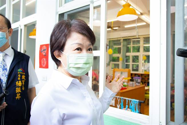 盧秀燕表示,嚴密防疫得宜加上台中市經濟成果亮眼是中市經濟成長的一大主因