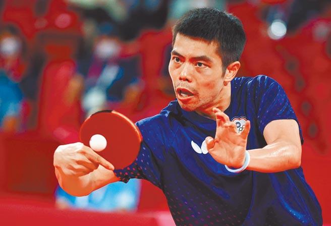 6屆亞運、5屆奧運,莊智淵將最寶貴的20年給了國家隊。(路透)