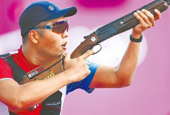 男子射擊選手楊昆弼將在資格賽尋求突圍。(路透)