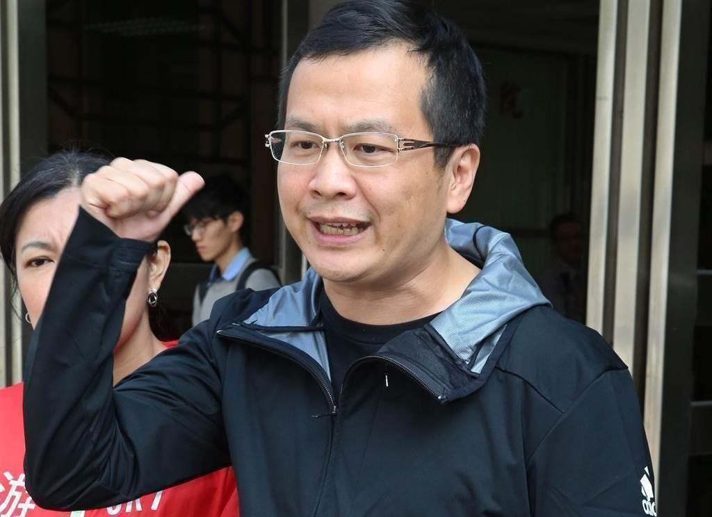 國民黨台北市議員羅智強。(圖/本報資料照)