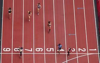 東奧》女子100公尺預賽 謝喜恩分組第7未晉級