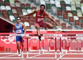 東奧》男子400公尺跨欄 陳傑分組第7無緣準決賽