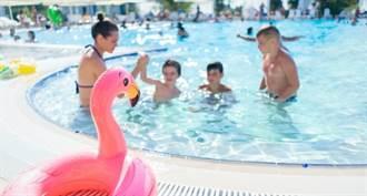 美國疾病控制中心警告 有腹瀉問題勿用泳池!