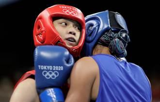 東奧》巴西對手強悍 吳詩儀拳擊60公斤級16強止步