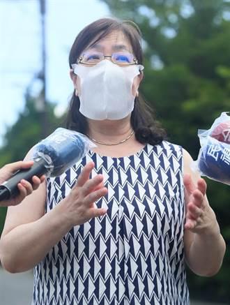 李安妮向藍喊話:不要忘了 台灣最輝煌的民主過程是國民黨在執政