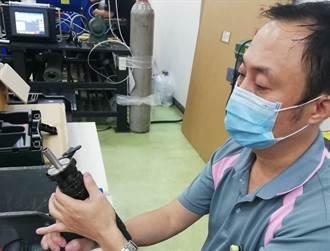 參加產訓合作 台南退役軍官成功轉職銲接工程師