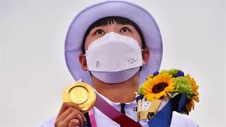 東奧》南韓短髮女箭手奪3金卻挨轟:女權主義不配拿牌