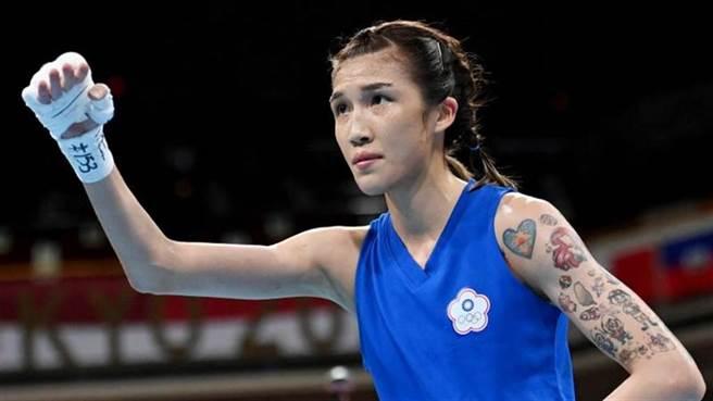 台灣拳擊女將黃筱雯。(路透)