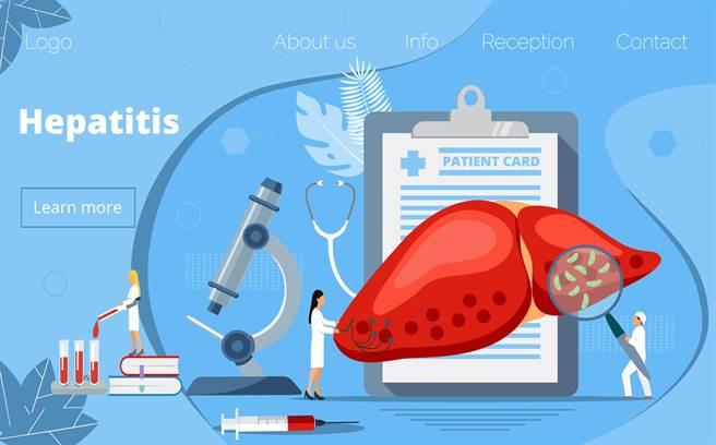 肝癌高風險群,如何早期揪出肝腫瘤?(圖/shutterstock)