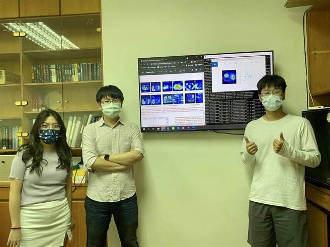 成大數據所團隊AI肺炎影像判讀競賽,獲世界第3。(圖/成功大學提供)