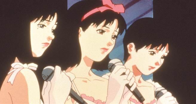 日本已故動畫大師今敏傳世經典《藍色恐懼:數位修復版》。(中山73提供)