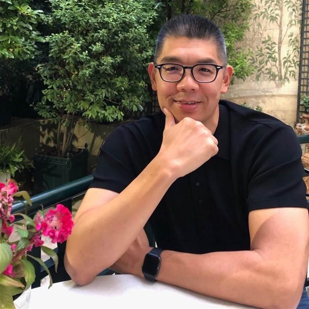 国民党智库副董事长连胜文。 (图/取自连胜文脸书)
