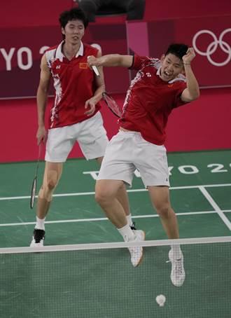 東奧》台灣羽球金牌前的最後「雙塔」 看看男雙冠軍戰對手