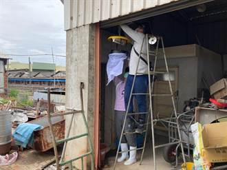 下營區50多歲女發燒、頭痛!台南出現今年第3例日本腦炎