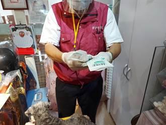 確診者共居寵物無人照料 新北動保處獸醫代為照顧千人受益