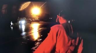 半夜與尪吵架 女子躲海邊防風林 警方雨夜急尋1小時尋獲