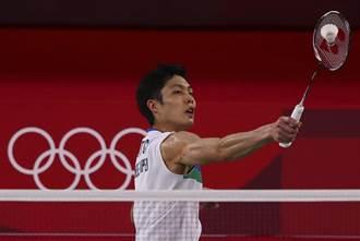 東奧》與諶龍大戰3局 周天成無緣晉級羽球男單4強