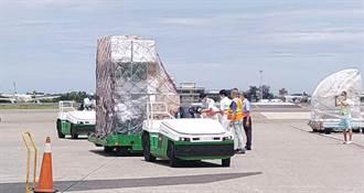 立陶宛捐贈2萬劑AZ運抵 蘇貞昌感謝:會盡速檢驗封緘提供施打