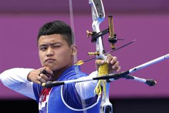 東奧》湯智鈞晉級四強 新北體育處:他穩定性極高