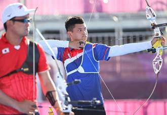 東奧射箭》湯智鈞錯失銅牌 本屆仍豐收千萬獎金