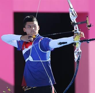 東奧》射箭男子隊教練劉展明:雖沒有達成四四八目標 但整體表現80分