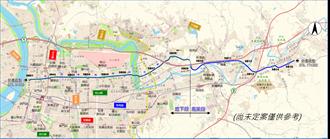汐東捷運線綜合規劃報告送中央 預計核定後9年完工