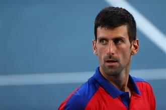 東奧》喬柯維奇放棄混雙銅牌戰 球王4屆奧運僅拿1銅
