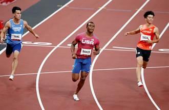 東奧》「台灣最速男」楊俊瀚100公尺亮相 預賽10秒21無緣晉級