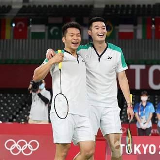 東奧羽球奪金  賴清德:恭喜聖筊兄弟