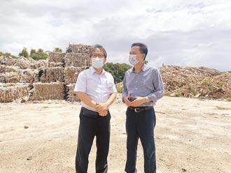 台中文山焚化爐飄臭 環局:2個月內去化