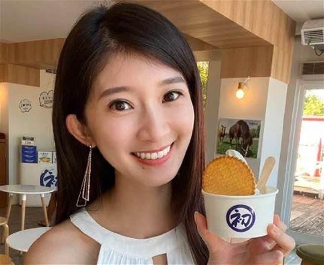 國民黨黨代表李明璇。(圖/取自李明璇臉書)