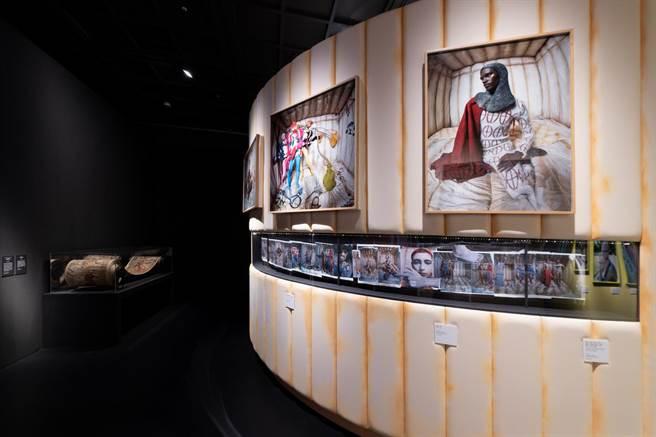 V&A超級大展《蒂姆.沃克:美妙事物》今起在奇美博物館登場。(奇美博物館提供/曹婷婷台南傳真)