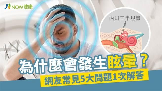 資深耳鼻喉科醫師李宏信表示,其實只要遵照醫囑、耐心服藥,不要擅自停藥,都能漸漸獲得改善,以下針對網友常見5大眩暈問題加以解惑。(圖/NOW健康提供)