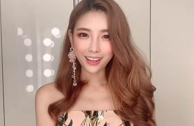 韓國女星兼直播主鄭夏恩已否認潛規則一事。(取自鄭夏恩IG)