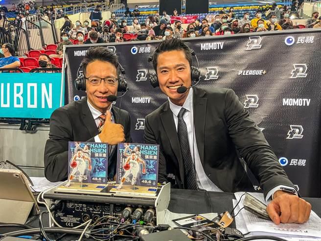 田鴻魁(左)認為奧運目的不是奪牌。(圖/翻攝自田鴻魁臉書)