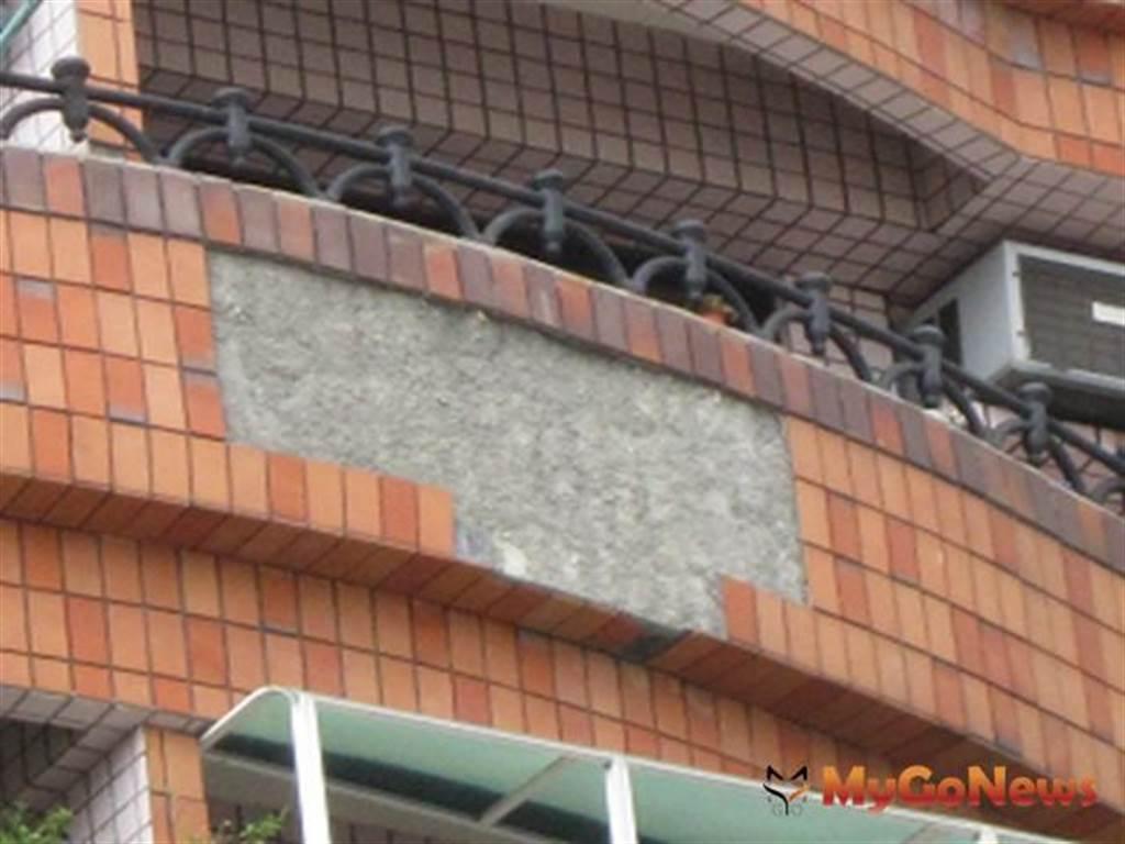 「外裝壁磚」自2021年8月1日起實施應施檢驗