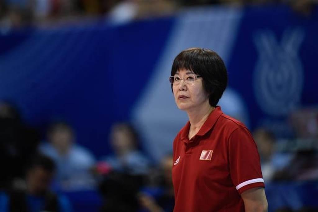 中國女排總教練郎平在本屆東奧後將不再擔任總教練。(新華社)