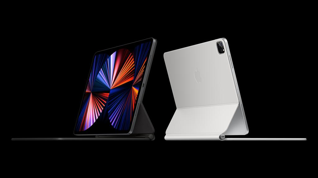 蘋果發表全新iPad Pro系列。(蘋果提供/黃慧雯台北傳真)