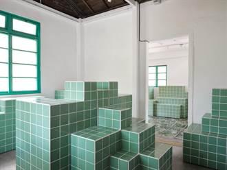 這個展台可以坐!馬村文創園區打造展覽等級選物店