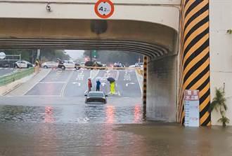 西南氣流太猛 專家警告:下一個淹水的地方是這裡