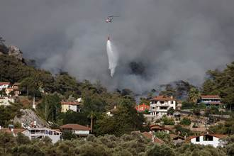 土耳其近百起野火 調查是否恐怖主義破壞行徑
