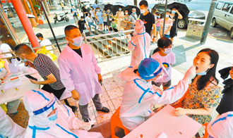 大陸多省傳疫情 首都北京提升人員「進京」管控等級
