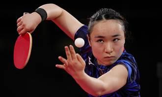 東奧》伊藤美誠桌球女單遭大陸直落4 教練透露辛酸原因