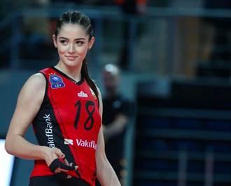 吳鳳起底土耳其女排197cm超仙正妹 22歲驚人年收曝光