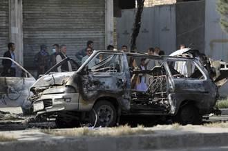 塔利班攻城略地 阿富汗南部機場遭火箭攻擊