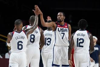 東奧》宿命對決!美國男籃將跟西班牙爭搶4強門票