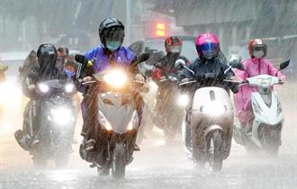劇烈天氣還沒完 低壓帶再生颱風?全台降雨熱區曝