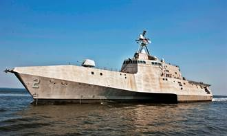 不符需要 獨立號濱海作戰艦提前退役