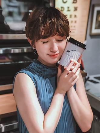 前AKB「哈醬」片山陽加來台打工度假 賣咖啡學中文